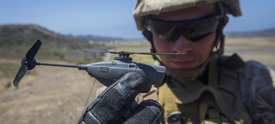 World Leading User of Nano-UAVs ile ilgili görsel sonucu