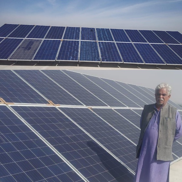 Solar Project_I-India