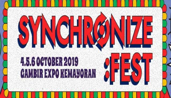 Didi Kempot Siap Ambyar Kan Synchronize Fest 2019 Oleh Warta