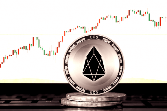 EOS Stages Impressive Recovery as Users, Addresses Grow