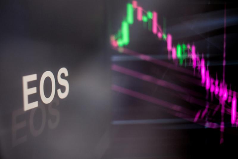 L'EOS in crollo del 44%