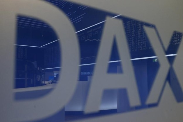 © Reuters. Germany stocks higher at close of trade; DAX up 0.61%