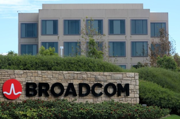 © Reuters. 'What the Hock?'; Broadcom shares sink on shock software deal