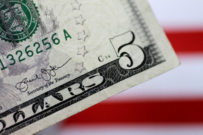 © Reuters. Dollar rallied amid fears of contagion from Turket currency crisis