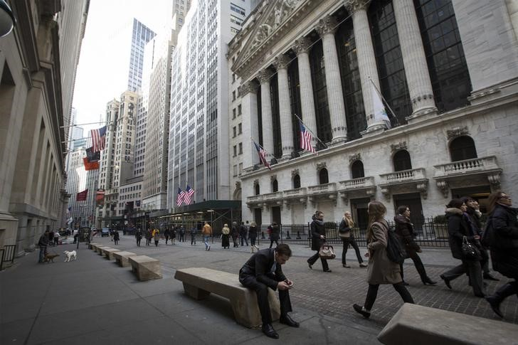 © Reuters.  Richest Americans Got Richer in Past Decade, Far Outpacing Poor