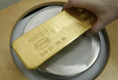 © Reuters. Gold prices spiked overnight in Asia after the European Central Bank stayed pat on stimulus.