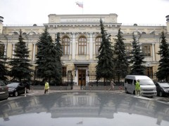 Russia Cuts Rate Most in Five Years and Signals More Easing By Bloomberg