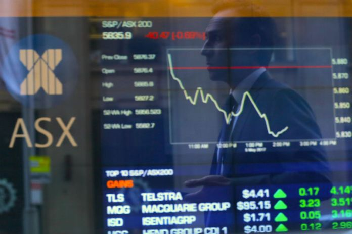 © Reuters.  Australia stocks higher at close of trade; S&P/ASX 200 up 0.69%