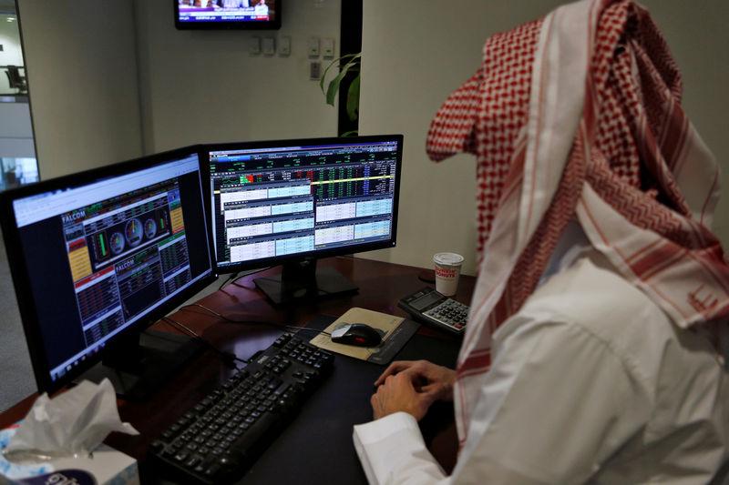 © Reuters.  Saudi Arabia stocks higher at close of trade; Tadawul All Share up 0.88%