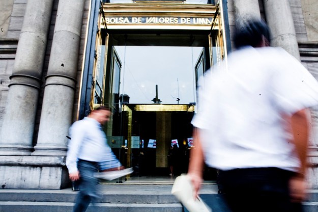 Peru stocks lower at close of trade; S&P Lima General down 0.86%