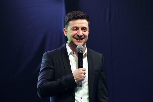 Зеленский и его миллиард: на чем будущий глава Украины ...