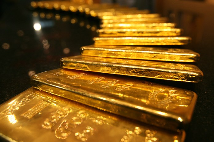 Gold prices slipped on Friday