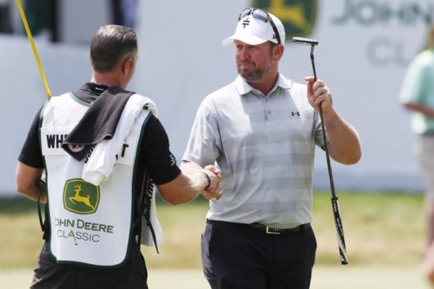 © Reuters. PGA: John Deere Classic - First Round