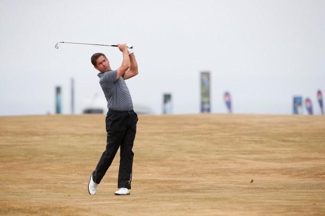 © Reuters. European Tour - Scottish Open