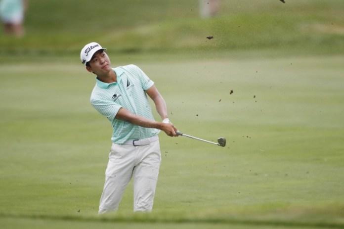 © Reuters. PGA: John Deere Classic - Second Round
