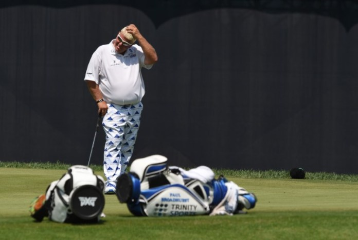 © Reuters. PGA: PGA Championship - Second Round