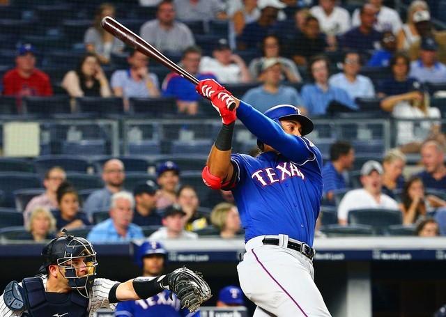 © Reuters. MLB: Texas Rangers at New York Yankees