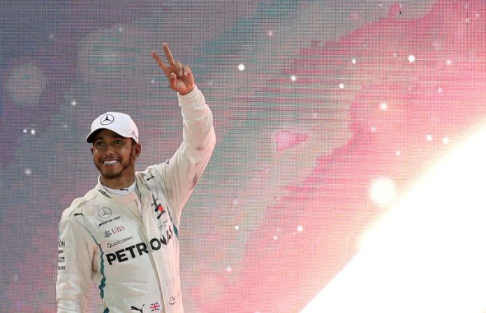 © Reuters. FILE PHOTO: Abu Dhabi Grand Prix