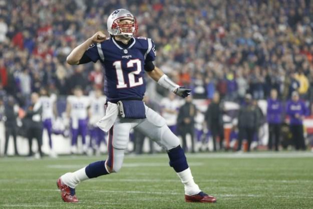 © Reuters. NFL: Minnesota Vikings at New England Patriots