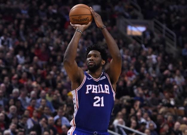© Reuters. NBA: Philadelphia 76ers at Toronto Raptors