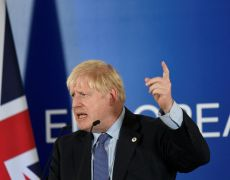 parliament to vote on Johnson's deal By Reuters