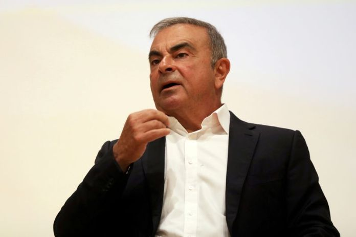 Men charged in Ghosn escape plot ask U.S. State Department to halt extradition - letter