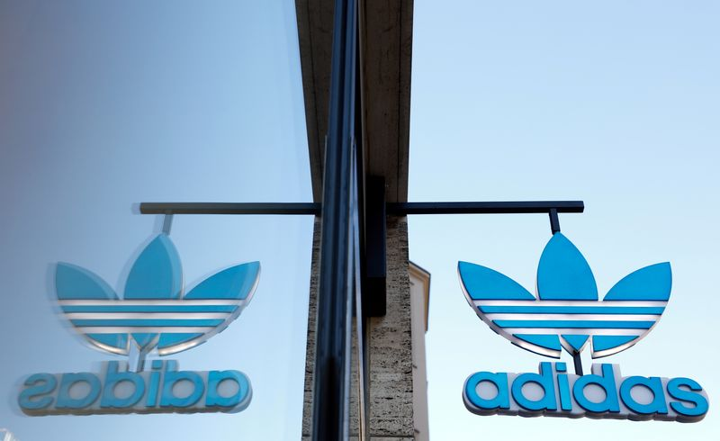 Adidas pushes online sales and sustainability in five-year plan