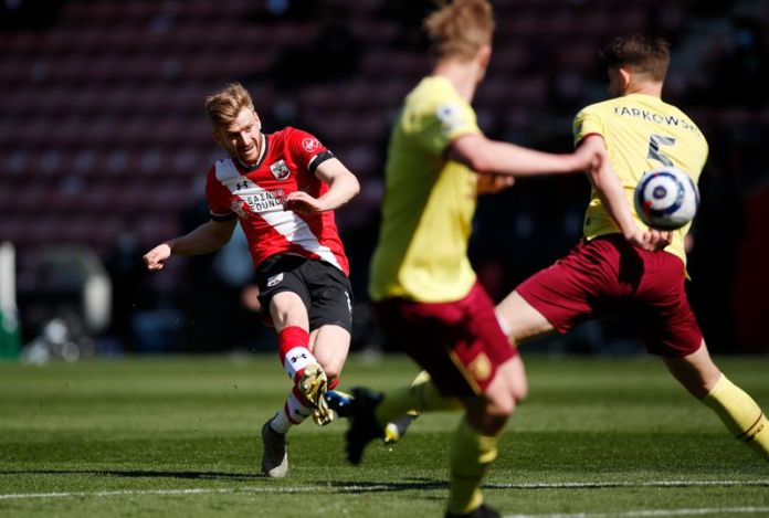 Southampton fight back for 3-2 win over Burnley