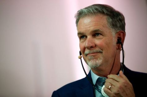 Netflix's Reed Hastings exercised $  612 million from stock options in 2020