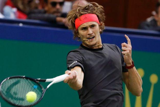 © Reuters. Tennis - Shanghai Masters - Men's Singles