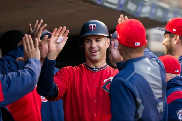 © Reuters. FILE PHOTO: MLB: Houston Astros at Minnesota Twins