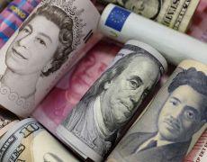 Dollar near three-week high, U.S. job gains weaken case for large Fed cut By Reuters