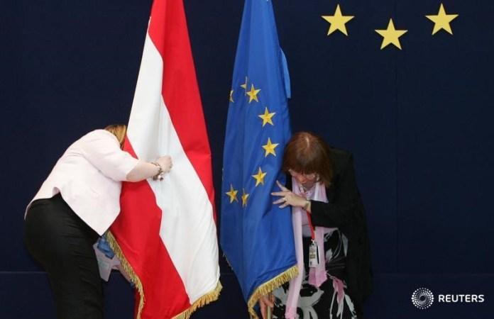 Austria plans budget deficit within EU's 3% limit next year