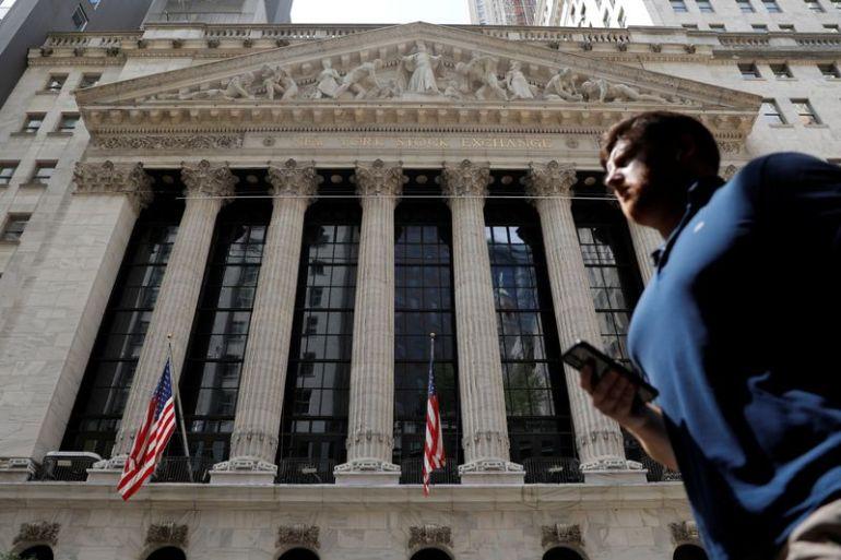 Wall Street bounces back on renewed economic optimism