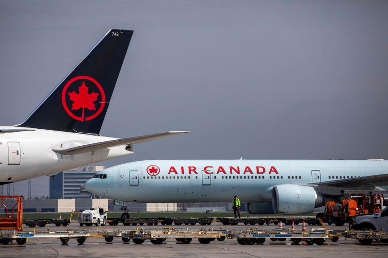 Air Canada has enough pilots to meet demand as U.S. tourists return