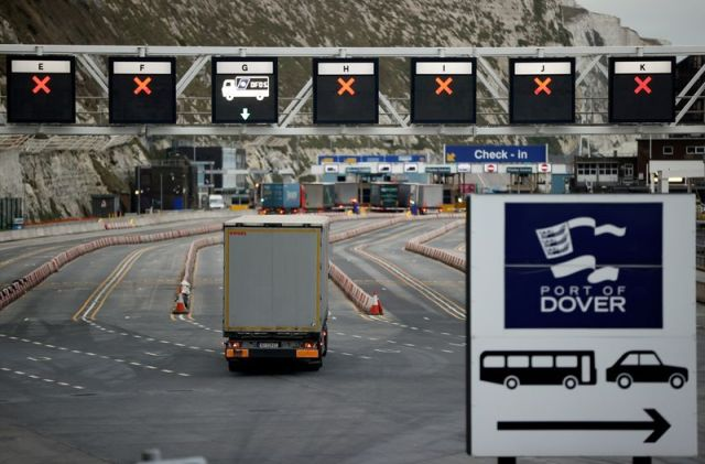 UK government rejects application for new visas to alleviate shortage of truck drivers after Brexit