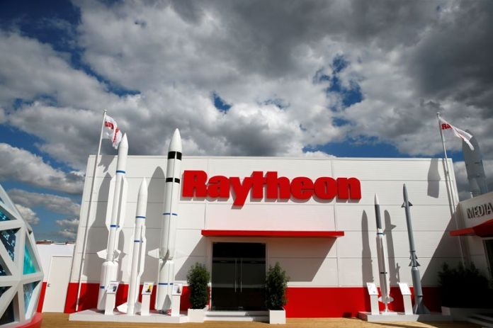 Raytheon requires U.S. workers get COVID-19 vaccination