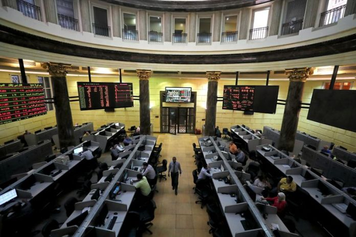 The main Gulf markets varied at closing, and Egypt cut the series of losses