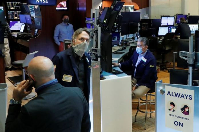 Wall Street closed mixed as investors wait for market moving factors