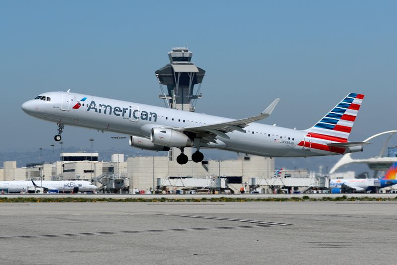 American Airlines to invest in electric aircraft maker Vertical Aerospace