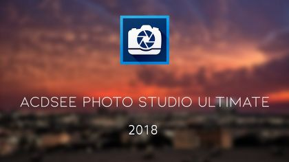 ACDSee Photo Studio Ultimate 2018 v11.2