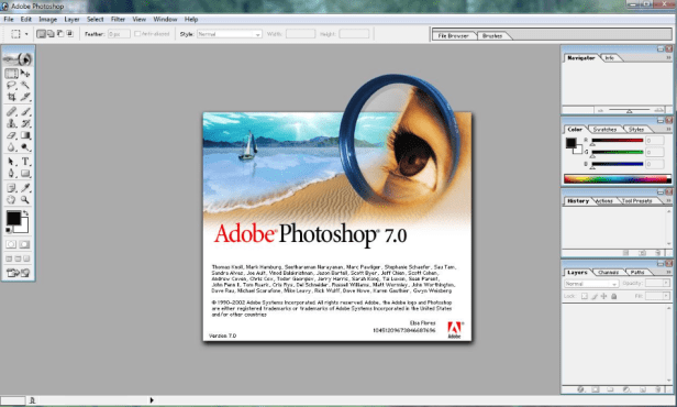 Adobe Photoshop 7.0 Full