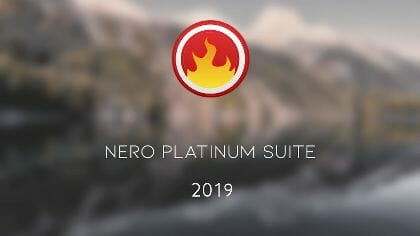 Nero Platinum Suite 2019