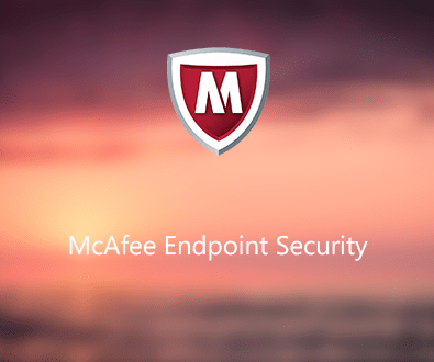 McAfee Endpoint Security 10.6