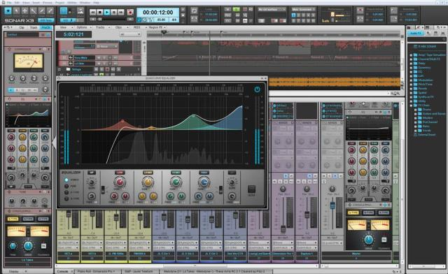 Cakewalk Sonar X3 Producer