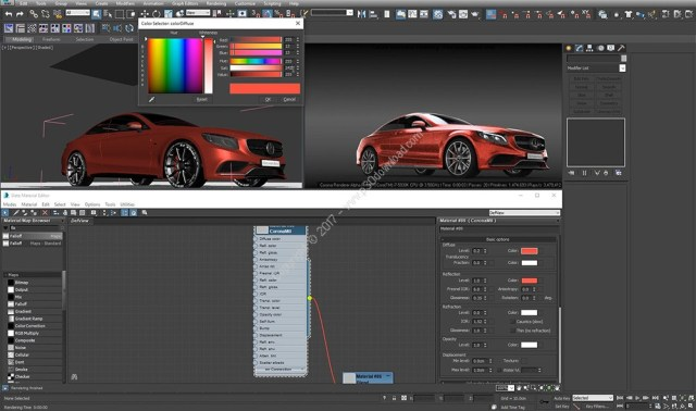 Corona Renderer 2.0 For 3DS Max 2013 - 2019