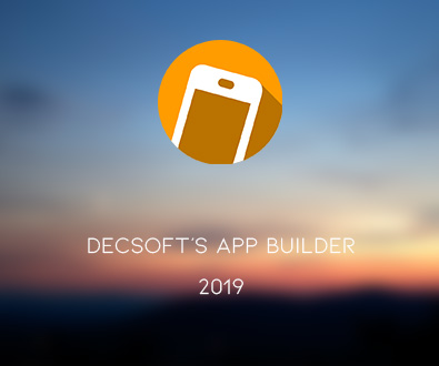 DecSoft's App Builder 2019.30