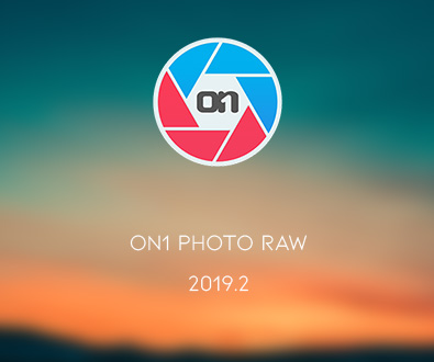 ON1 Photo RAW 2019.2