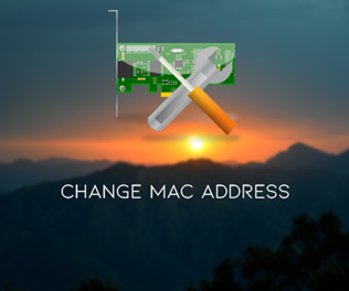 LizardSystems Change MAC Address