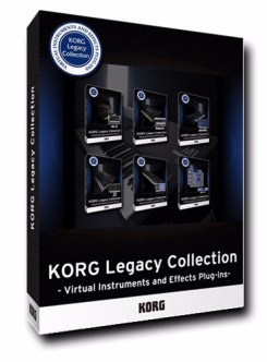 KORG - Legacy Collection 2018